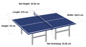 Compact Ping Pong Tables