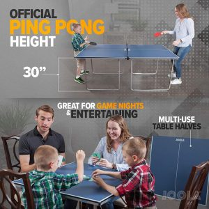 Cyber Monday Ping Pong Tables