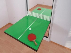 Doorway Ping Pong Tables