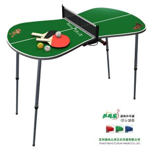Green Ping Pong Tables