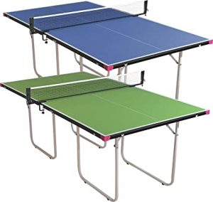 Half Ping Pong Tables