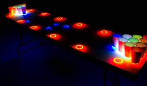 Interactive Ping Pong Tables