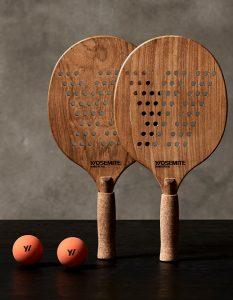 James Perse Ping Pong Tables
