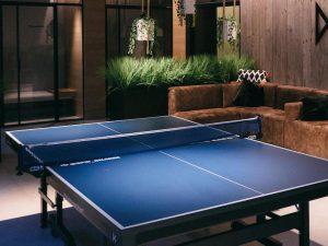Kettler Aluminum Ping Pong Tables