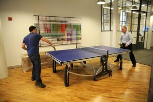 Office Ping Pong Tables