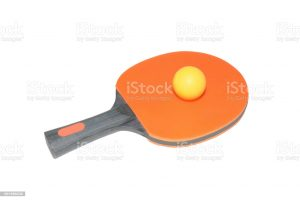 Orange Ping Pong Tables