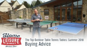 Outdoor Ping Pong Tables Tops