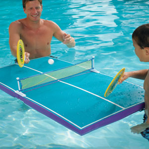 Outdoor Pool Ping Pong Tables