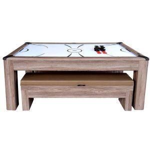 Ping Pong Tables And Air Hockey…