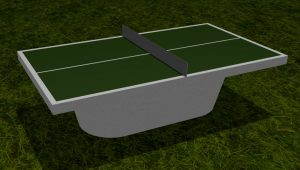 Ping Pong Tables Base