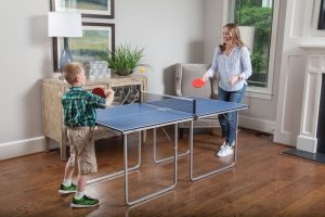 Ping Pong Tables For Small Spaces