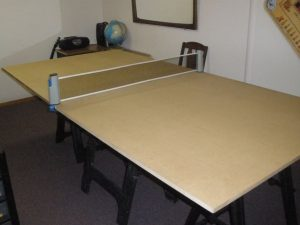 Ping Pong Tables Hinges