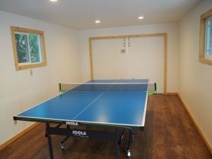 Ping Pong Tables In Garage
