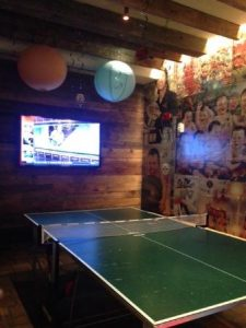 Ping Pong Tables Nyc