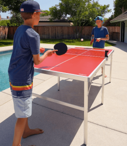 Ping Pong Tables Portables