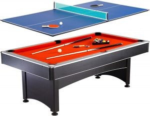 Pool Tabless Ping Pong Tables Combo