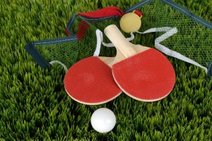Portables Ping Pong Tables Set