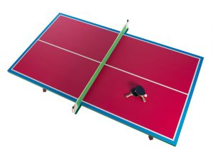 Red Ping Pong Tables