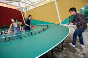 Round Ping Pong Tables