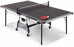 Silver Extreme Ping Pong Tables