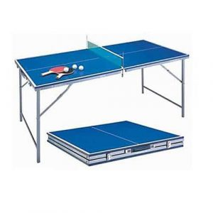 Small Size Ping Pong Tables