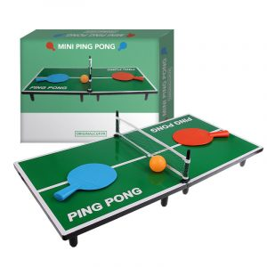Smaller Ping Pong Tables