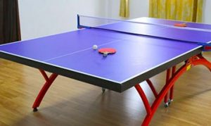 Space Needed For Ping Pong Tables