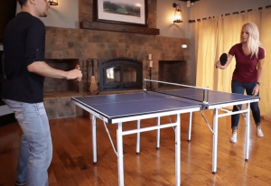 Space Saving Ping Pong Tables