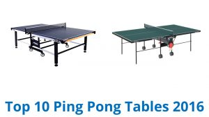 Sportcraft X5000 Ping Pong Tables