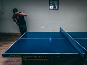 Stiga 4100 Ping Pong Tables