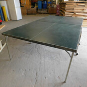 Stiga Privat Roller Ping Pong Tables
