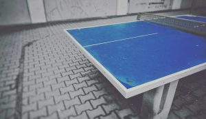 Used Outdoor Ping Pong Tables
