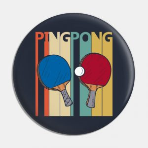 Vintage Ping Pong Tables