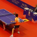 basic rules for playing table tennis