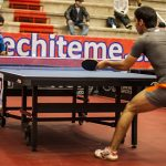 Key effects in table tennis